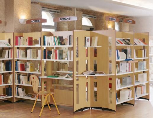 mobilier de cdi biblioth que m diath que seloma amenagement mobilier de bureau poitiers. Black Bedroom Furniture Sets. Home Design Ideas
