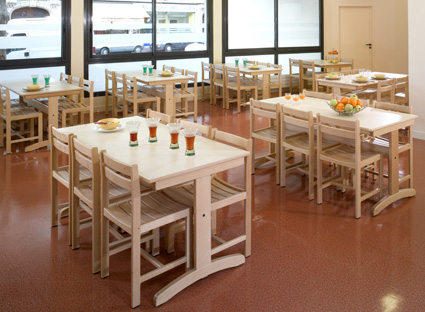 Restauration collective seloma amenagement mobilier de - Salon de la restauration collective ...
