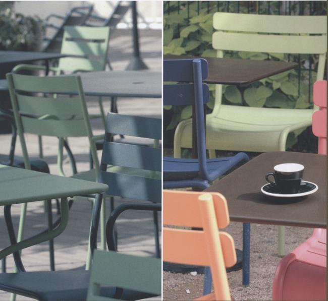 Mobilier de terrasse seloma amenagement mobilier de for Mobilier de terrasse