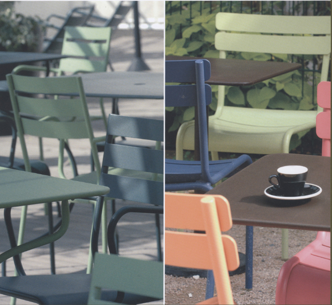 mobilier de terrasse seloma amenagement mobilier de. Black Bedroom Furniture Sets. Home Design Ideas