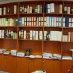 Meuble de rangement – Faculté d'économie – Poitiers (86)